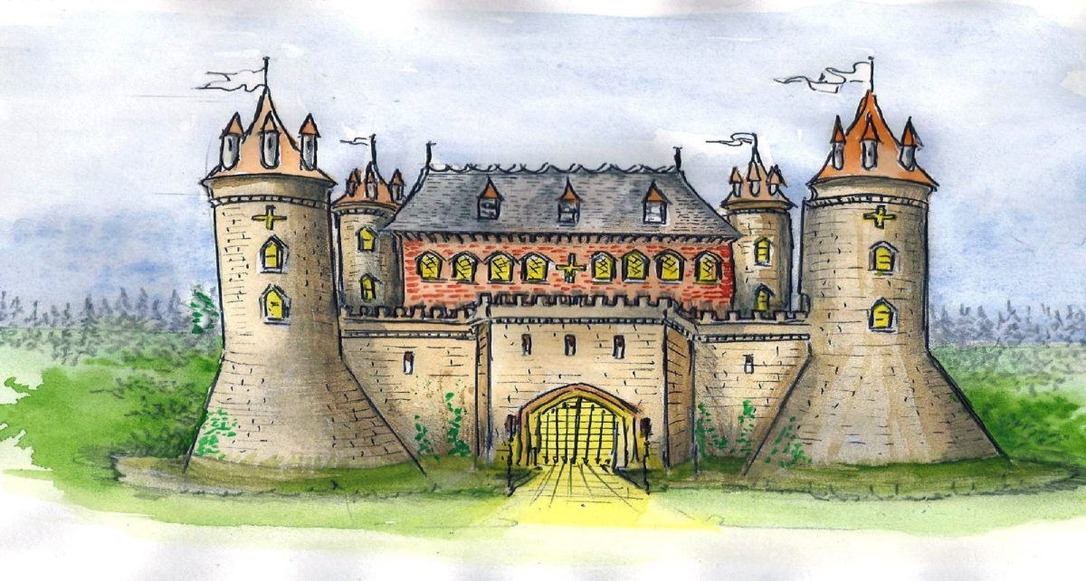 Ranty's castle